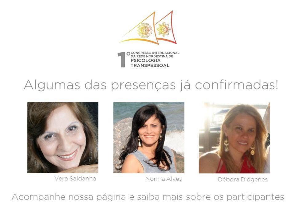 1º Congresso Internacional da Rede Nordestina de Psicologia Transpessoal
