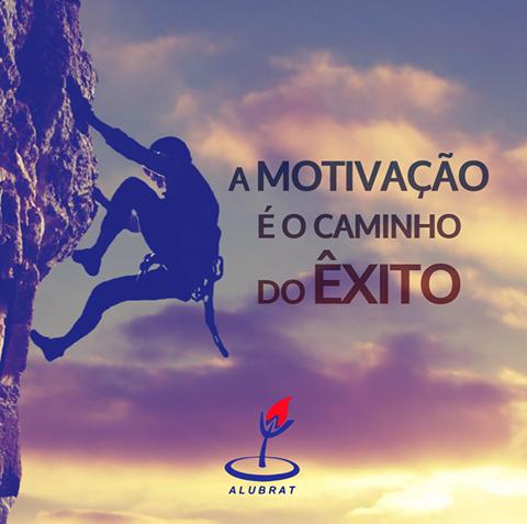 A Motivção é o Caminho do Êxito