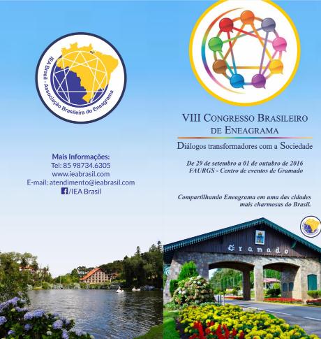 VIII Congresso Brasileiro de Eneagrama