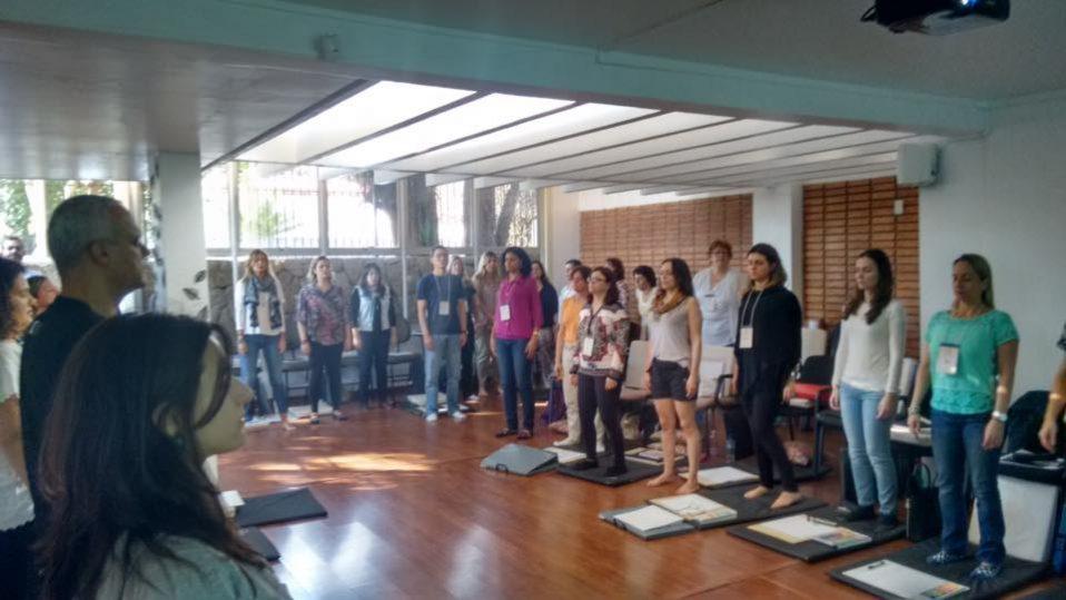 TVII da Pós-Graduação na Alubrat-Campinas 1