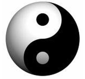 Símbolo Yin e Yang