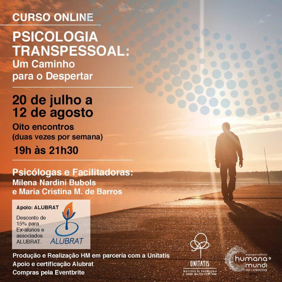 Curso Online - Psicologia Transpessoal Um Caminho para o Despertar