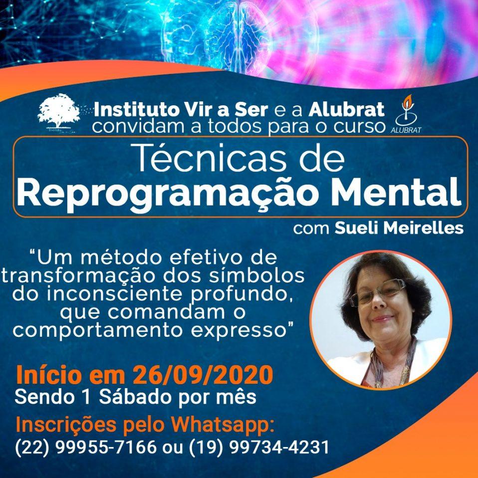 MÉTODO MEIRELLES DE REPROGRAMAÇÃO MENTAL